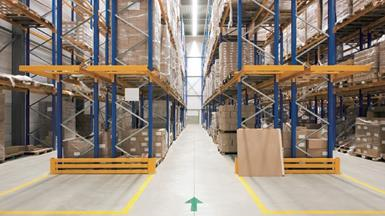 Shop Till You Drop With Advantech's e-Commerce Warehouse Logistics Solution